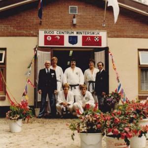 Opening oude Dojo