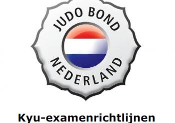 Exameneisen Judo